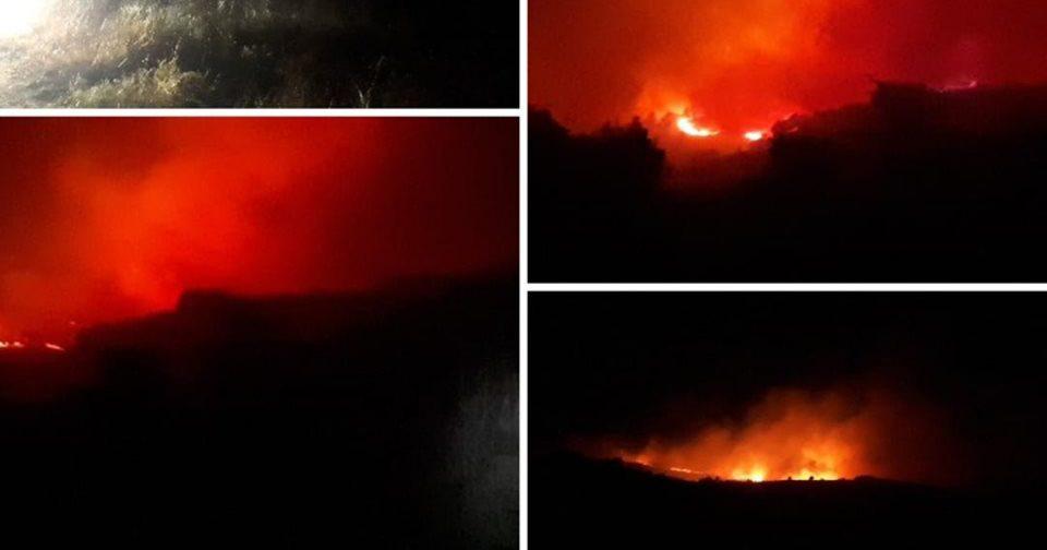Пратеникот Рамчиловиќ ги повика граѓаните да се вклучат во гасењето на пожарот во Коњаре