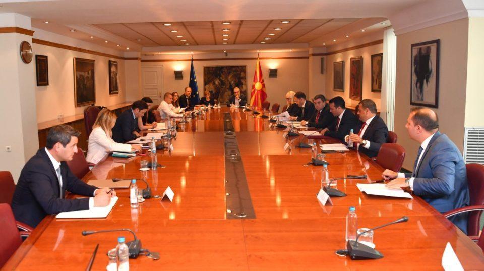 Прв состанок на комитетот за преговори со ЕУ: Граѓанските организации ќе се вклучуваат во процесот