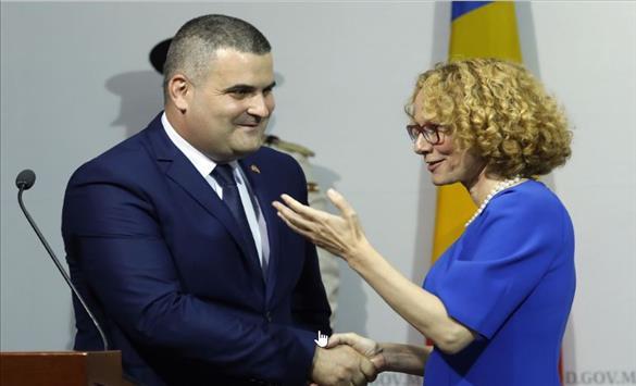 Шекеринска-Леш: Романската поддршка се покажа на дело