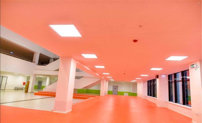 """Центар е општина за пример: Пуштено во употреба училиштето """"Киро Глигоров"""""""