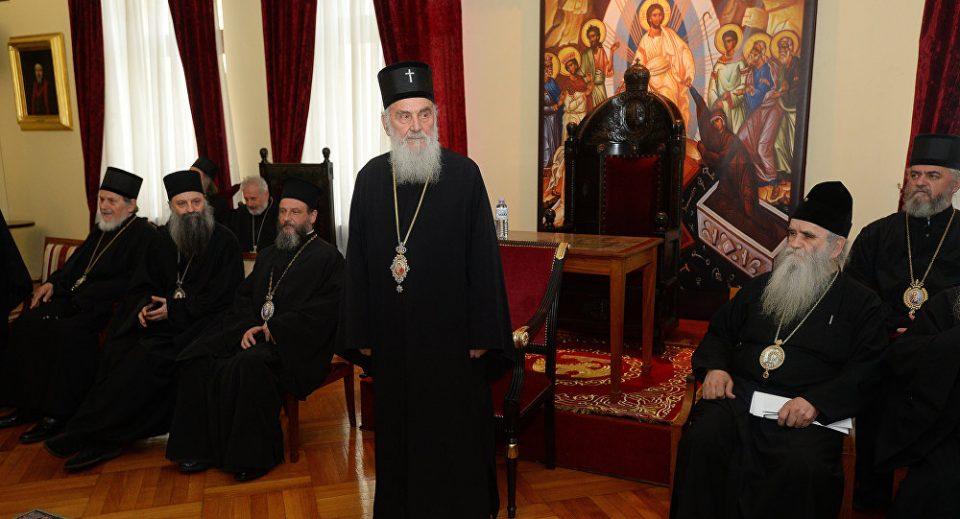 Група владици од СПЦ бараат Собор зошто угледот на црквата бил нарушен
