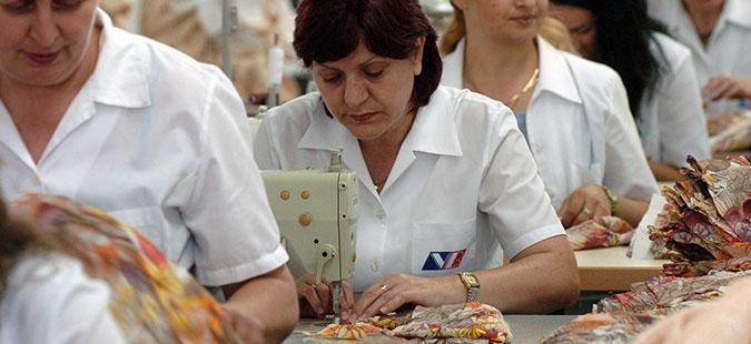 ССМ реагира на барањето на Кластерот за текстил за зголемување на осумчасовното работно време