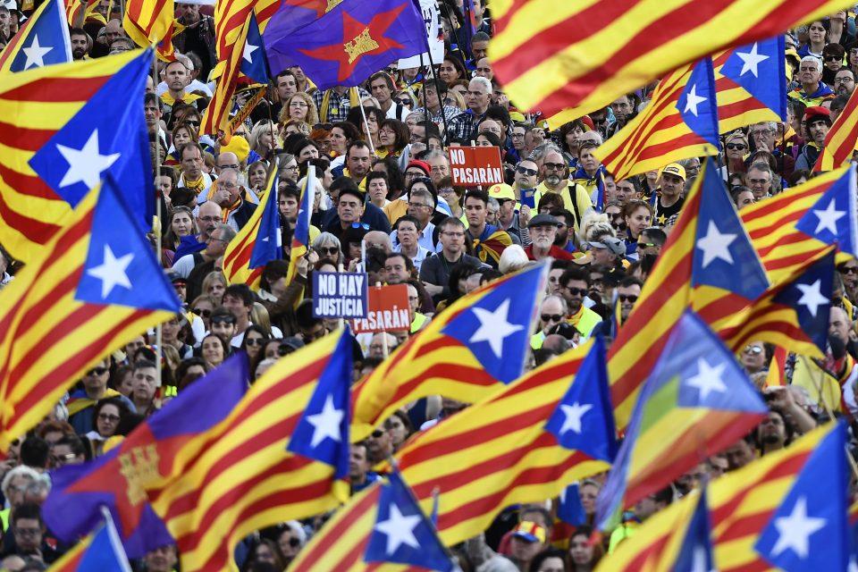Каталонски борци за независност осудени на казни затвор од 9 и 13 години