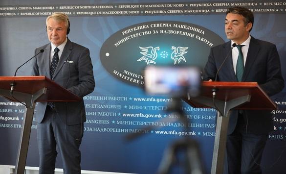 Хависто: Се надевам дека оваа есен ќе има одлука за Северна Македонија и Албанија да ги почнат преговорите
