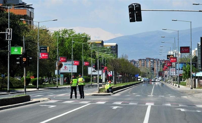 "Во Скопје денеска изменет сообраќаен режим поради ""Скопје трча 10К 2019"""