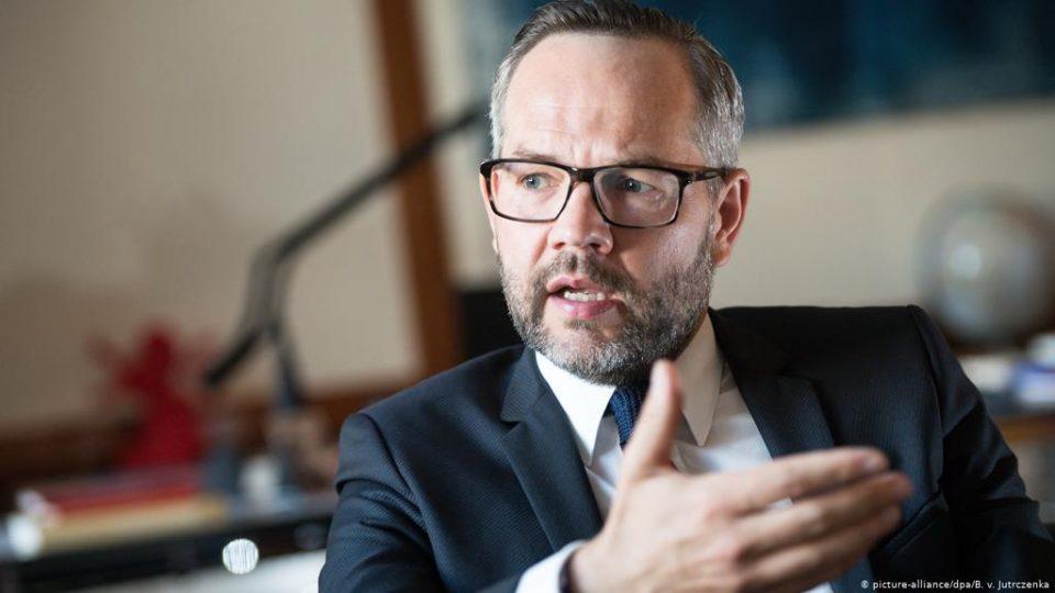 Германскиот државен министер за Европа: Албанија и Македонија припаѓаат во ЕУ
