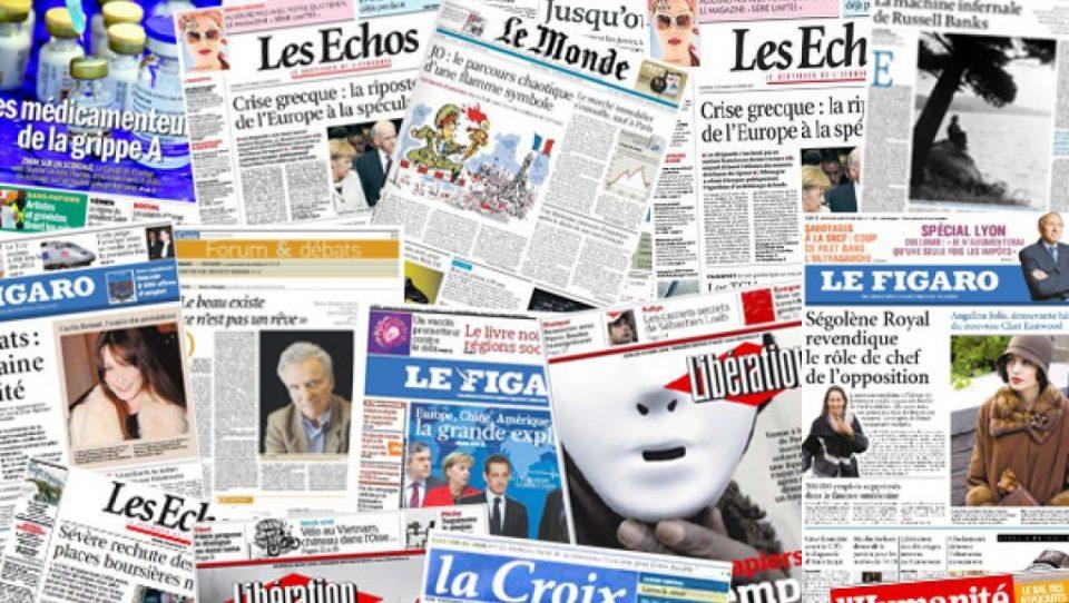 Француски медиуми: Очај на Балканот, затворена вратата за Македонија, студен ветер од Франција
