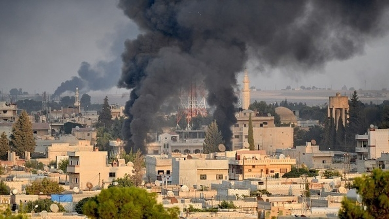 Во експлозија на бомба во Сирија тројца руски војници се повредени