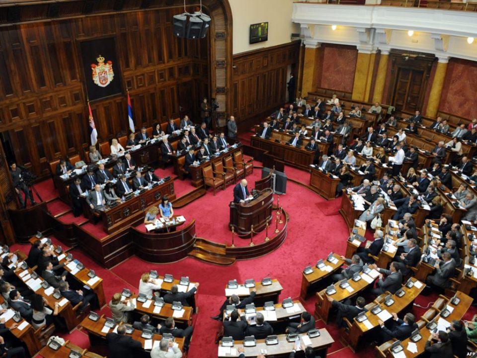 Српските партии на разговори за изборните услови со посредство на Европскиот Парламент