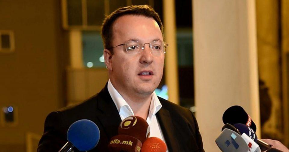 (ВО ЖИВО): Прес конференција на Александар Николовски