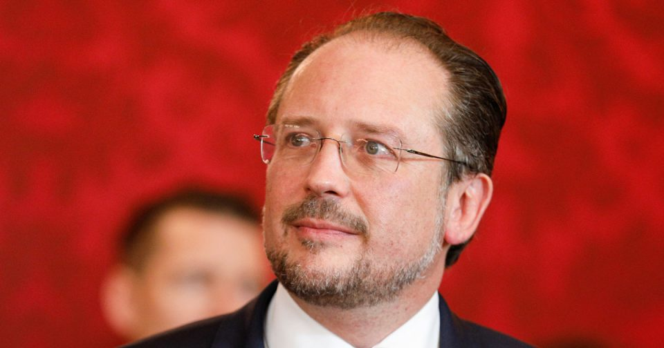 Шефот на австриската дипломатија денеска во посета на Македонија