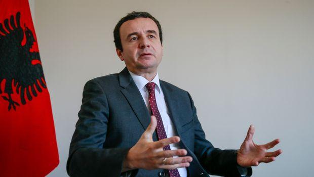 Курти: Договорот со Белград не е меѓу приоритетите