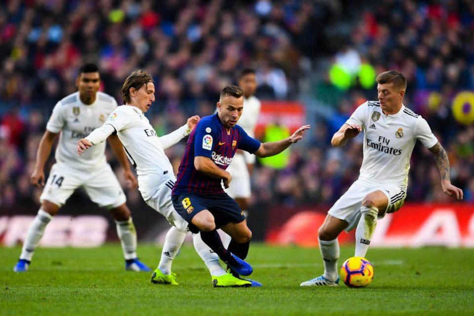 Барселона реал мадрид причина