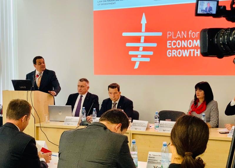 Анѓушев во Брно: Не бараме компании што ќе вработуваат многу луѓе, туку високо  технолошки