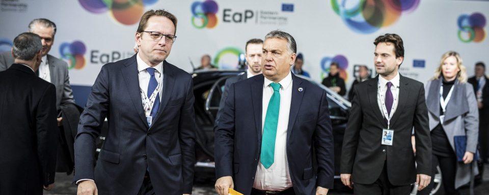 Oрбан го избра Оливер Вархељи за кандидат на Унгарија за еврокомесар