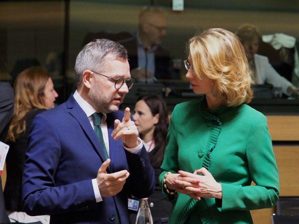 Финска понуди раздвојување на преговорите со Северна Македонија и Албанија