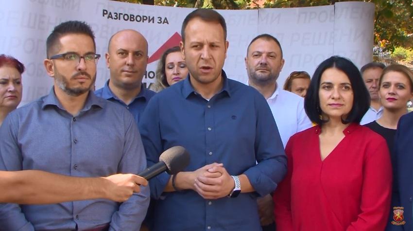 (ВИДЕО) Јанушев: Граѓаните на Македонија беа казнети поради погрешните политики на Зоран Заев