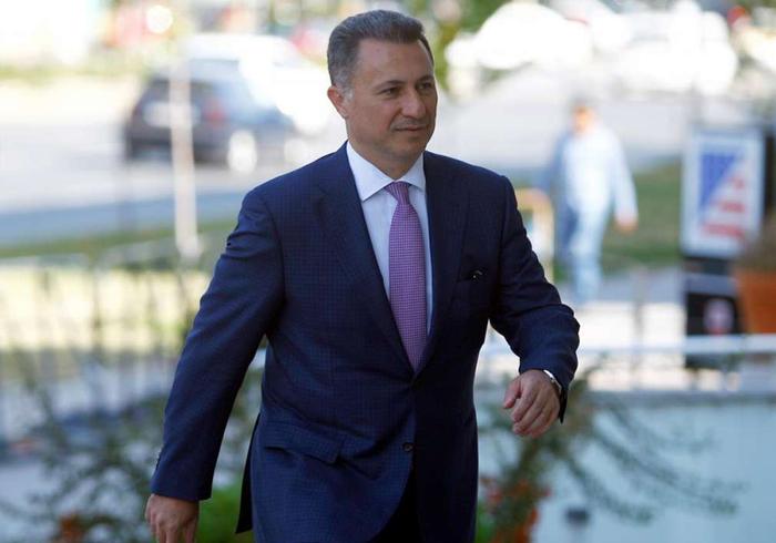 Судот во Скопје го ослободи Никола Груевски
