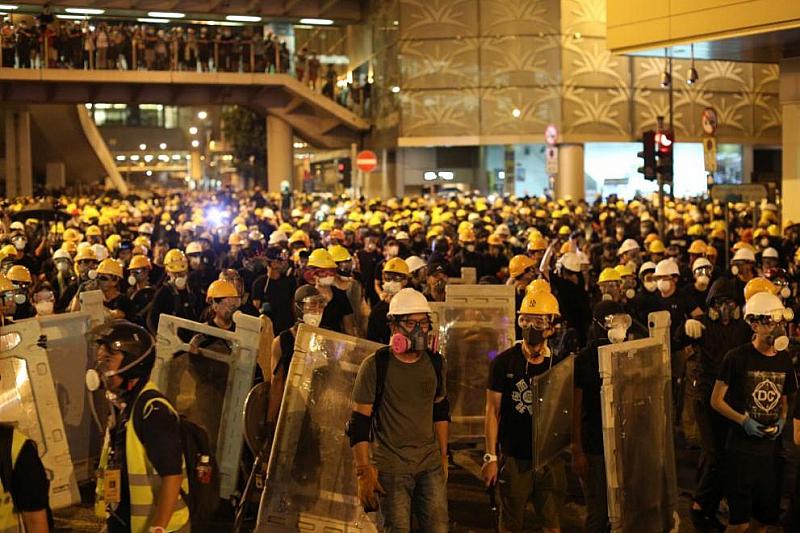 ООН сакаат истрага за насилството во Хонг Конг
