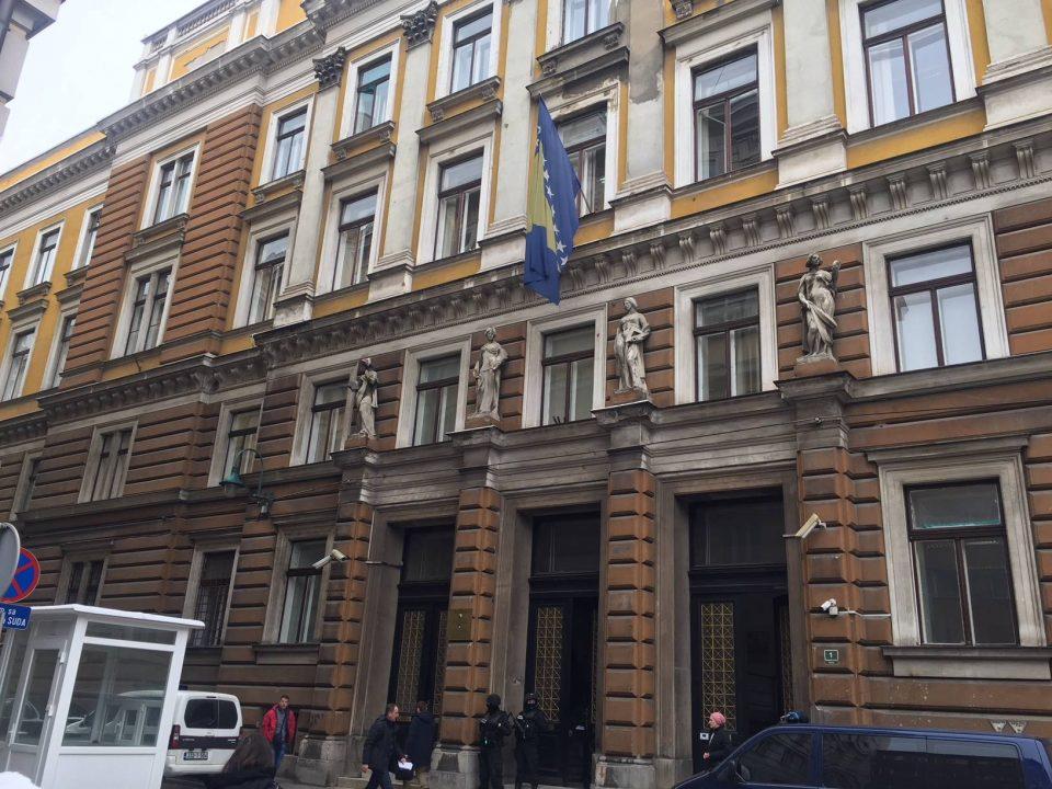 Поради дојава за бомба евакуирани судови во Сараево