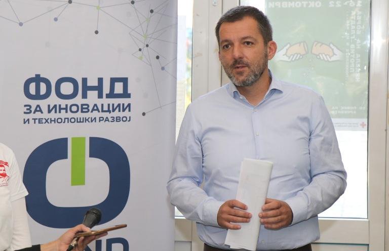 Владата ја прифати оставката на директорот на ФИТР Јован Деспотовски