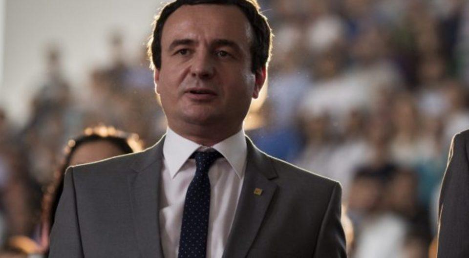Курти: Многу брзо ќе се формира новата косовска Влада