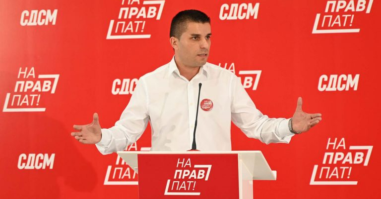 Николовски ќе се борел против корупцијата со мотивациско писмо