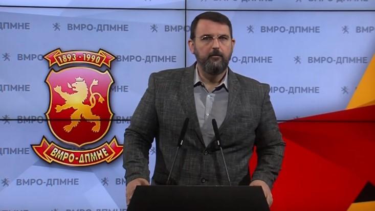 Стоилковски: Додека Заев е премиер, фирмите на семејството Заеви енормно се шират