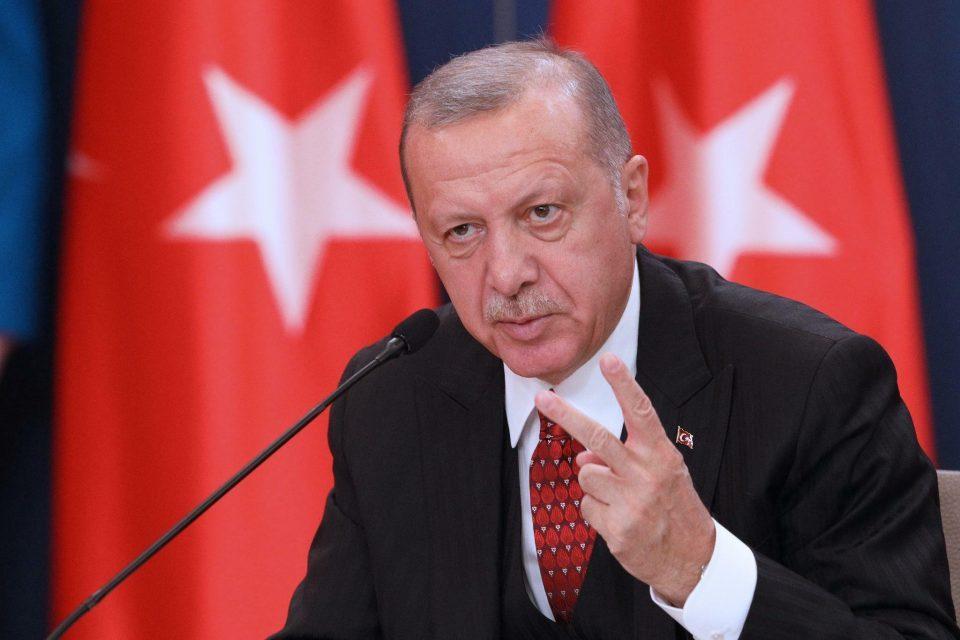 Ердоган: Се уште има терористи во регионот на турската граница со Сиријa