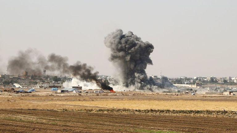 Турција: Во операциите во Сирија досега убиени 550 терористи