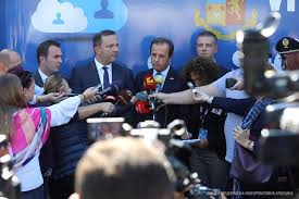 Спасовски: Намалувањето на казните за сообраќајни прекршоци е поради усогласување со Законот за прекршоци