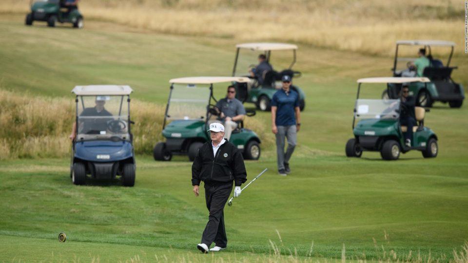 Следниот Самит на Г-7 ќе се одржи на едно од голф-летувалиштата на Трамп во Флорида