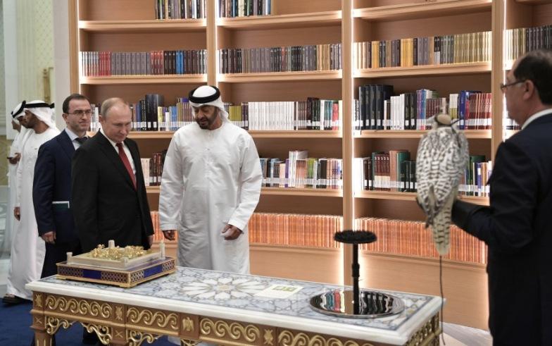 Русија и ОАЕ склопија договор вреден 1,4 милијарди долари