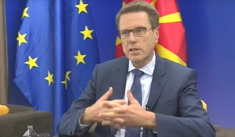 Жбогар: Многу е рано да се зборува за нова методологија – ЕУ останува тука, со или без датум за преговори