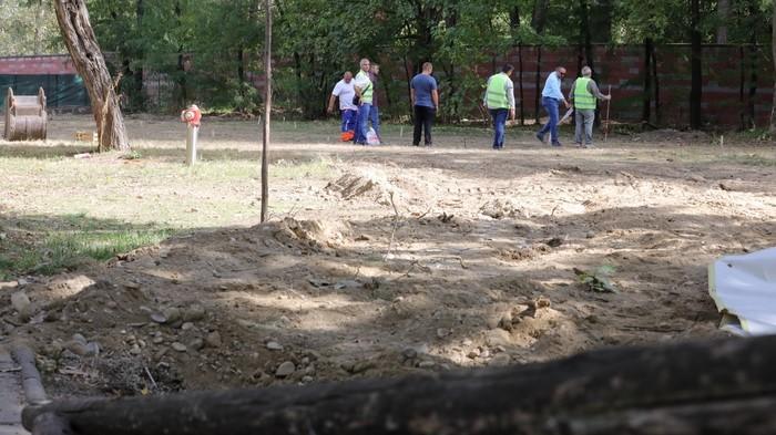 """Скопската зоолошка градина ќе добие """"Џурасик парк"""""""