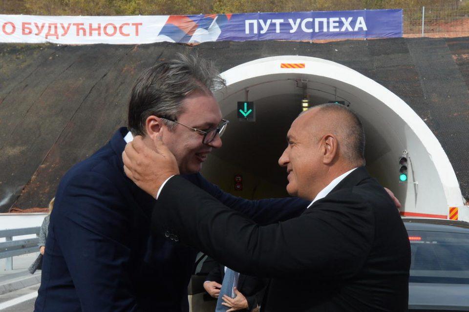 Борисов и Вучиќ го отворија Коридорот 10
