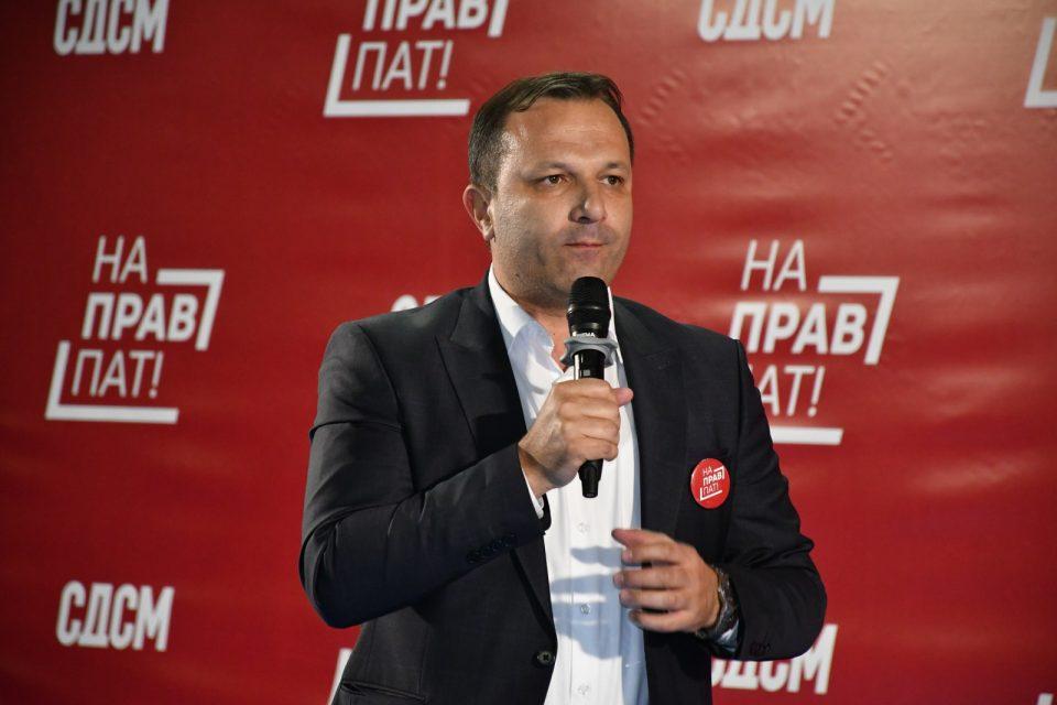 Спасовски: Концептот за раст на платите и намалување на невработеноста е реален и дава резултати