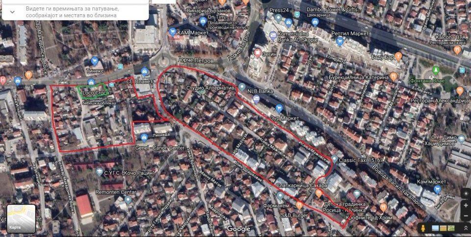 Над 100 нови згради ќе никнат во Ѓорче Петров?
