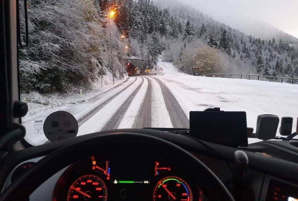 УХМР за денеска најавува снег на планините