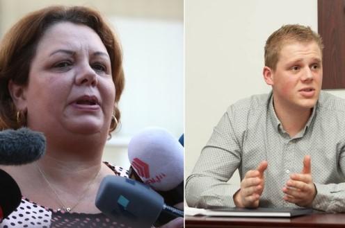 Камчева: Боки 13 бараше да повлечам текст од портал дека синот на Катица е вработен во 1ТВ