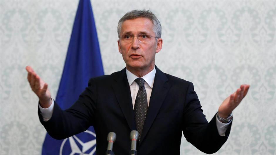 Столтенберг: Членството во НАТО го олесни патот на С. Македонија кон членство во ЕУ