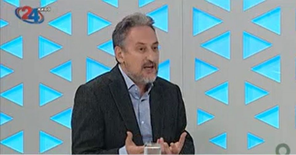 Љубчо Георгиевски: Бугарските политичари како да се натпреваруваат кој ќе биде поарогантен спрема Македонија
