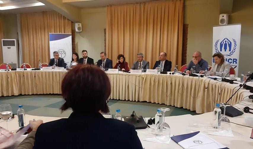 Спасовски: Миграцијата може да се менаџира само ако има соработка на сите европски држави
