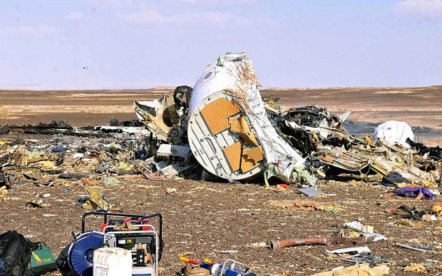 Дански терорист наводно е одговорен за уривање на рускиот патнички авион во 2015 година
