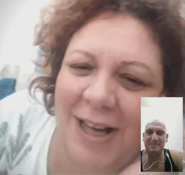 (ФОТО) Јанева комуницирала од ќелија со член од кумановската група