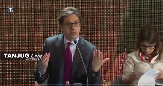 (ВИДЕО) Пендаровски: И јас би се иселил од својата држава, да не бев претседател
