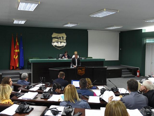 Советничка група на ВМРО-ДПМНЕ на Град Скопје: Ваква мафија владее со дозвола на власта