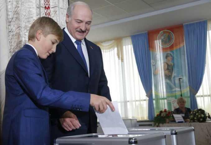 Во Белорусија се одржуваат парламентарни избори