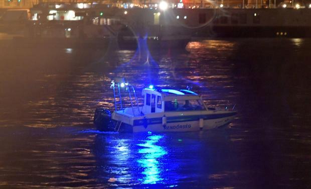 Покренато обвинение против капетанот на крузерот што удри во бротче во Будимпешта