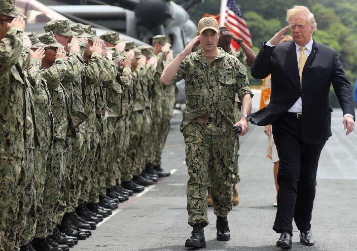 Трамп најави испраќање дополнителни воени единици во Саудиска Арабија